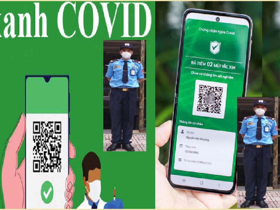 Thẻ xanh Covid-19 là gì?