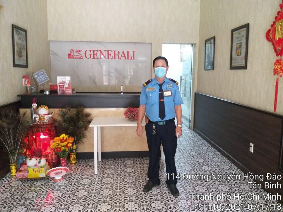 Công ty bảo vệ Huyện Hóc Môn Uy tín
