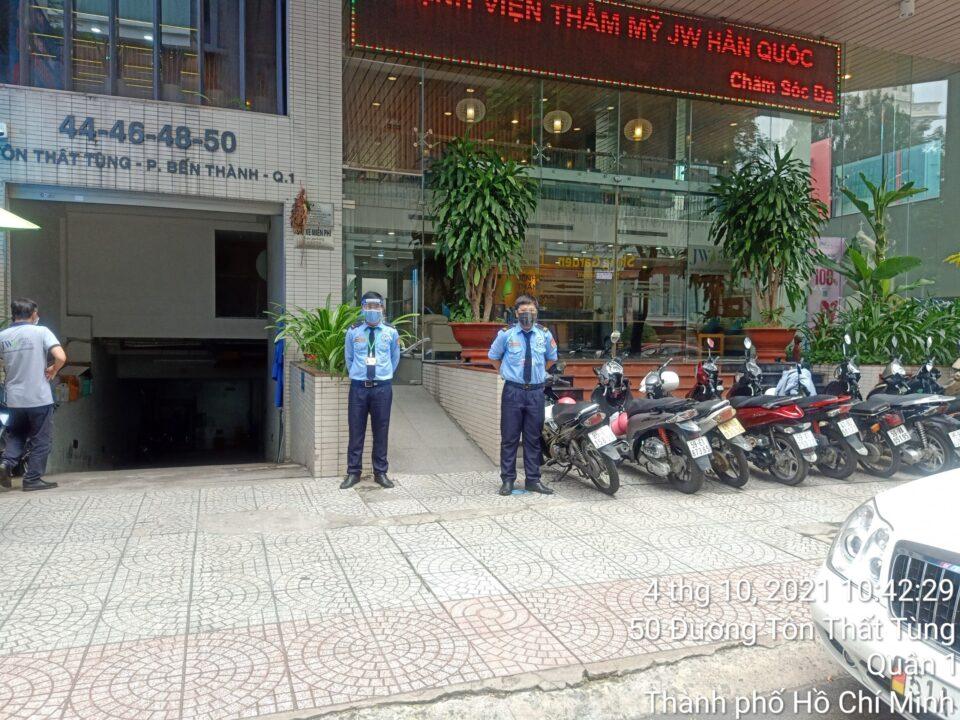Công ty bảo vệ Quận Tân Phú Uy tín