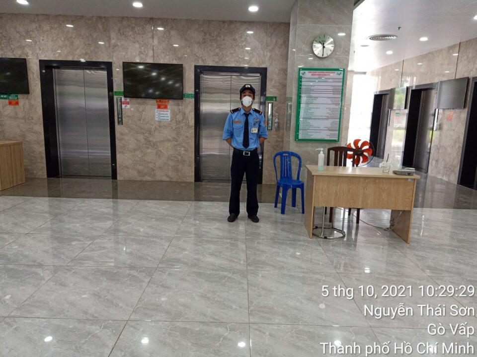 Công ty bảo vệ Quận Bình Tân Uy tín