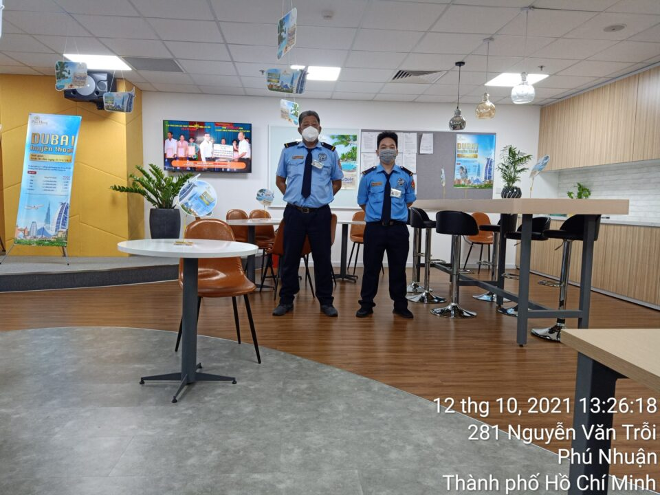 Công ty bảo vệ Hải Sơn